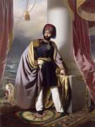 Mahmud II, sultan ottoman en 1808 (1784-1839) (Henri Schlesinger) - Muzeo.com