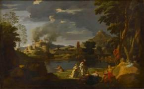 Orphée et Eurydice (Poussin Nicolas) - Muzeo.com