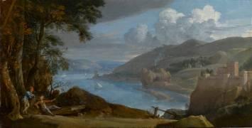 Paysage (Philippe de Champaigne) - Muzeo.com