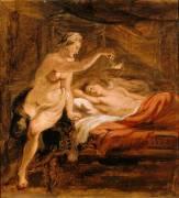 Psyché et l'Amour (Peter Paul Rubens) - Muzeo.com