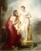 Pygmalion et Galatée (Girodet Anne-Louis) - Muzeo.com