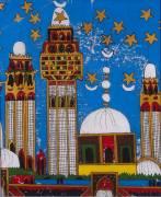 Great Mosque of Touba (Babacar Lo) - Muzeo.com