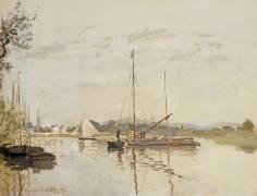 Argenteuil (Monet Claude) - Muzeo.com