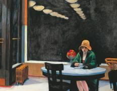 Automat (Edward Hopper) - Muzeo.com