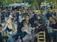 Bal du Moulin de la Galette (Renoir Auguste) - Muzeo.com
