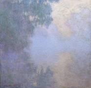 The Seine at Giverny (Claude Monet) - Muzeo.com