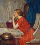 Circe (John William Waterhouse) - Muzeo.com