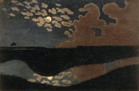 Clair de lune (Félix Vallotton) - Muzeo.com