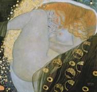 Danaë (Klimt Gustav) - Muzeo.com