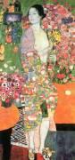Dancer (Gustav Klimt) - Muzeo.com