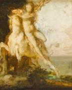 Europe (Gustave Moreau) - Muzeo.com