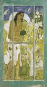 Femme de Tahiti. (Paul Gauguin) - Muzeo.com