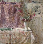 Flowers (Edouard Vuillard) - Muzeo.com