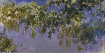 Glycines (Monet Claude) - Muzeo.com