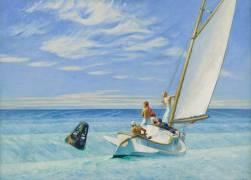 Ground Swell (Edward Hopper) - Muzeo.com
