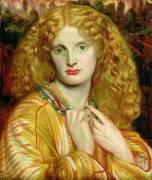 Helen of Troy (Dante Gabriel Rossetti) - Muzeo.com