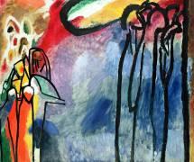 Improvisation No. 19 (Wassily Kandinsky) - Muzeo.com
