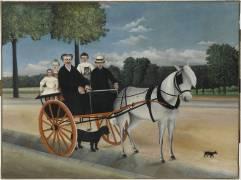 La Carriole du Père Junier (Le Douanier Rousseau) - Muzeo.com