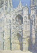 Rouen Cathedral (Claude Monet) - Muzeo.com