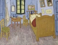 Van Gogh's bedroom in Arles (Vincent van Gogh) - Muzeo.com