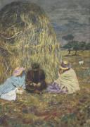 La meule (Vuillard Edouard) - Muzeo.com