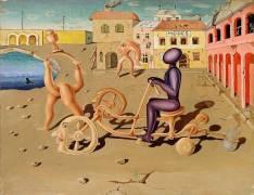 La mode (Victor Brauner) - Muzeo.com