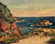 La Pointe de la Baumette (Armand Guillaumin) - Muzeo.com