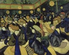 The Dance Hall at Arles (Van Gogh Vincent) - Muzeo.com