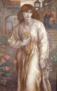 The Salutation (Dante Gabriel Rossetti) - Muzeo.com