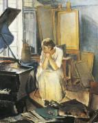 L'atelier (Alvar Cawen) - Muzeo.com