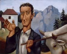 Le bouvier (La Fresnaye Roger de) - Muzeo.com