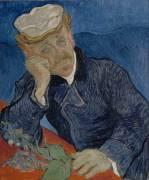 Doctor Paul Gachet (1828-1909) (Vincent Van Gogh) - Muzeo.com