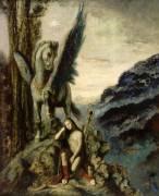 Le Poète voyageur (Gustave Moreau) - Muzeo.com
