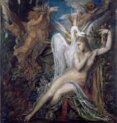 Léda (Moreau Gustave) - Muzeo.com