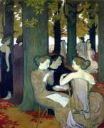 The Muses (Denis Maurice) - Muzeo.com