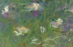 Les Nymphéas : Matin (Claude Monet) - Muzeo.com