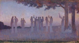 Musique et danse (Osbert Alphonse) - Muzeo.com