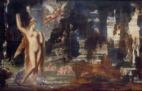 Naissance de Vénus (Gustave Moreau) - Muzeo.com