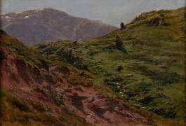Pâturage dans la montagne. (Rosa Bonheur) - Muzeo.com