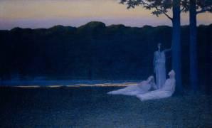 Poésie du soir (Osbert Alphonse) - Muzeo.com