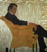 Portrait of Hans Massmann (Schiele Egon) - Muzeo.com