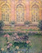 Roses de Trianon (Le Sidaner Henri) - Muzeo.com