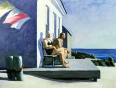 Sea Watchers (Edward Hopper) - Muzeo.com