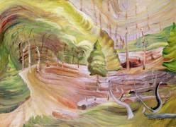 Surge of Spring (Emily Carr) - Muzeo.com