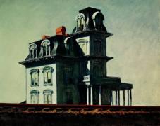 The House by the Railroad (Edward Hopper) - Muzeo.com