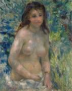 Torse, effet de soleil (Renoir Auguste) - Muzeo.com