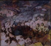 A TrenchA Trench (Devambez Andre) - Muzeo.com