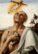 Saint Jérôme en extase (Signorelli Luca (attribué à)) - Muzeo.com