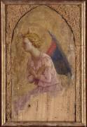 Ange en adoration (Fra Angelico) - Muzeo.com