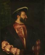 François Ier, roi de France (Tiziano) - Muzeo.com